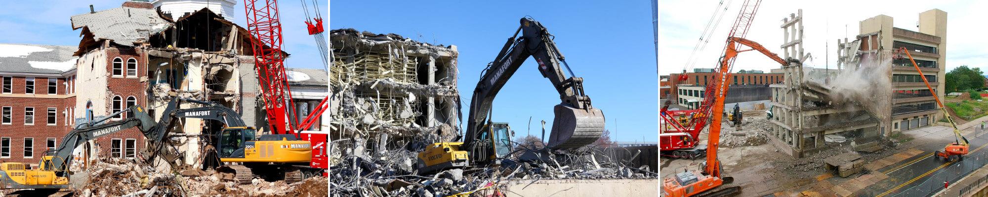 Industrial Demolition Company, Hazardous Remediation, Hazardous Abatement