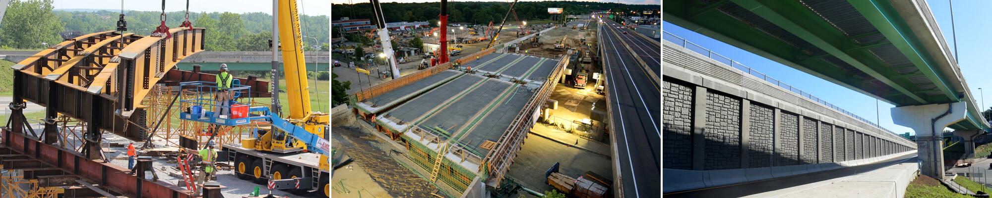 Highway Construction Company, Bridge Construction Company