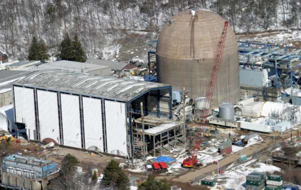 CT Yankee Nuclear Power Plant Decommissioning & Demolition