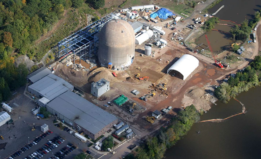 Ct Yankee Nuclear Power Plant Decommissioning Amp Demolition