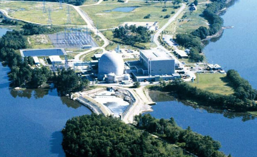 Maine Yankee Nuclear Power Plant Decommissioning