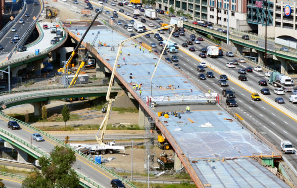 Providence Viaduct I-95 Southbound Bridge 578 Replacement