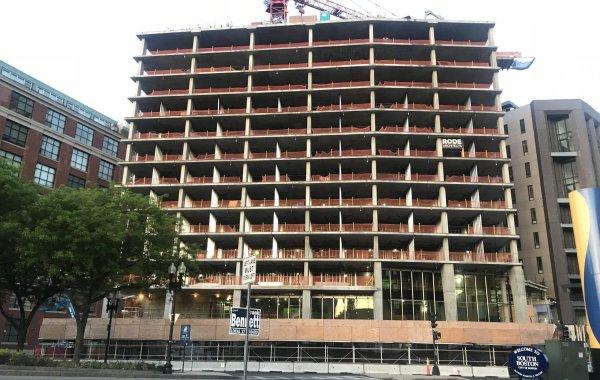 Cambria Hotel Boston