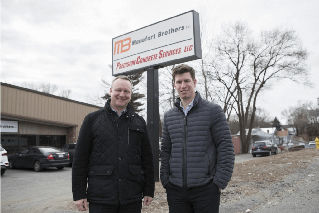 Manafort Brothers Featured in the Worcester Telegram